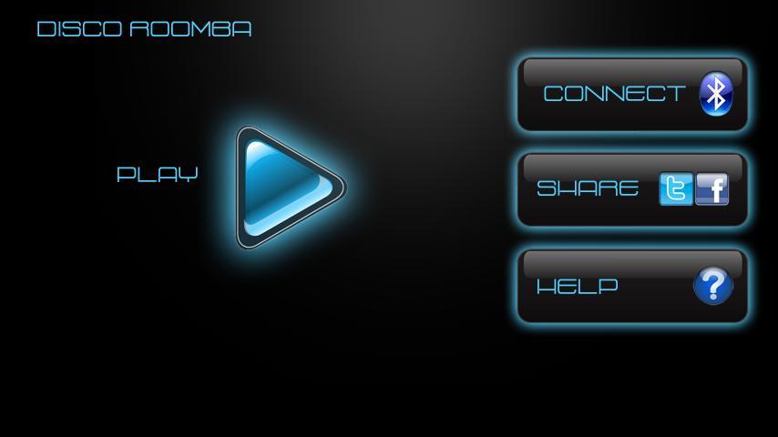 Roomba Dancer- screenshot