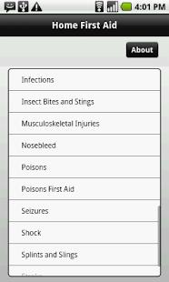 Home First Aid- screenshot thumbnail