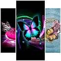 Butterfly Fashion Wallpapers icon