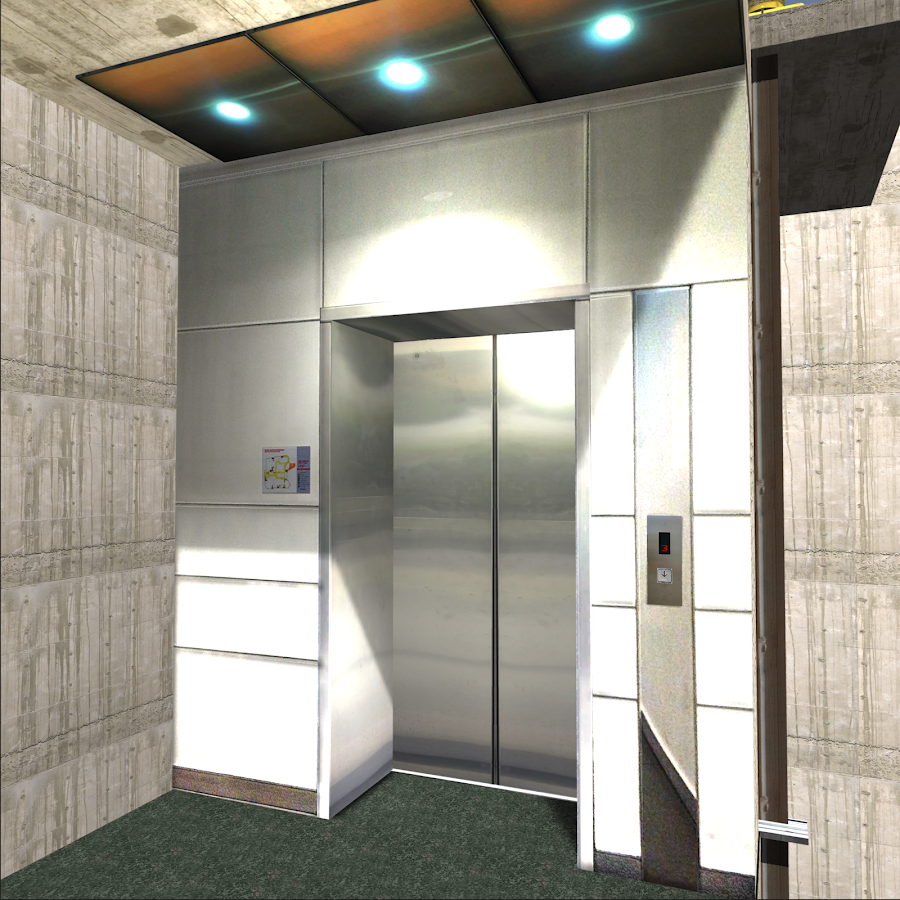 Elevator simulator 3d android apps on google play for Simulatore 3d