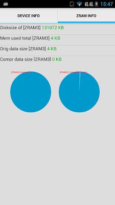 ZRAM + - screenshot