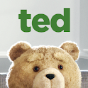 Talking Ted Uncensored logo