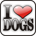 I Love Dogs doo-dad icon