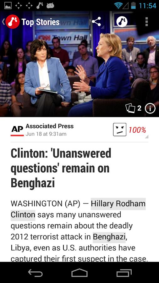 News Republic – Breaking news - screenshot