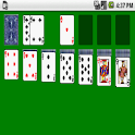 solitaire card game logo
