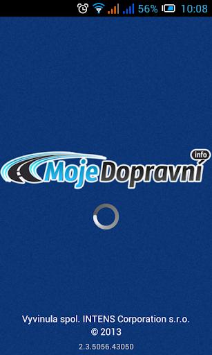MojeDopravní.info