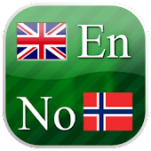 English - Norwegian flashcards