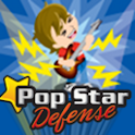 Pop Star Defense logo