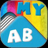 My Alphabook Starter