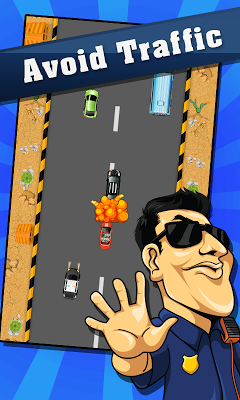 Car Racing Game - Speedy Racer - screenshot