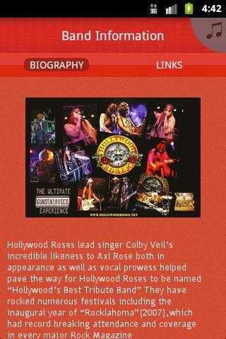 Hollywood Roses - screenshot