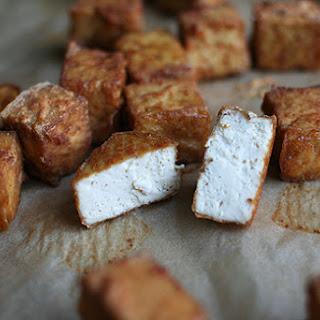 Crisp Baked Tofu
