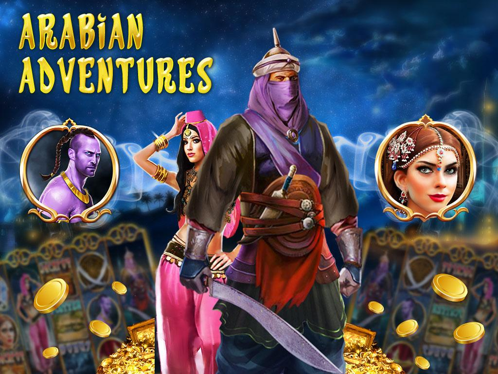 Arabian Nights Slots - Play Arabian Nights Slots For Free.