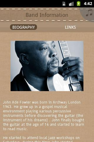 John A.Fowler - screenshot