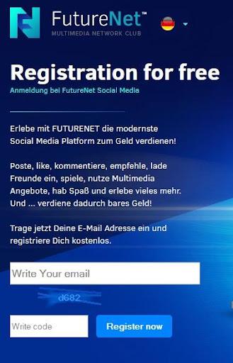 FutureNet Club VIP Einladung