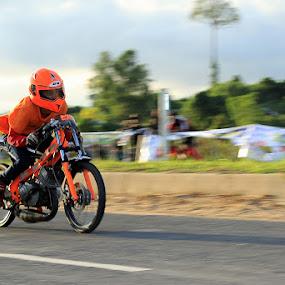 Drag Race FFA  by Chairul . - Sports & Fitness Motorsports