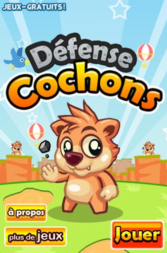 Défense Cochons