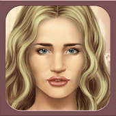 Rosie Huntington Make Up Game