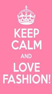 Keep Calm Live Wallpaper
