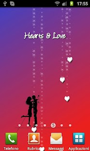 Hearts & Love- screenshot thumbnail
