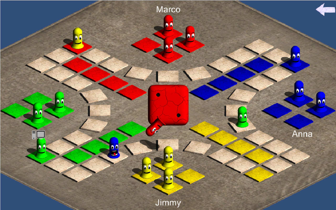 Ludo Party- screenshot