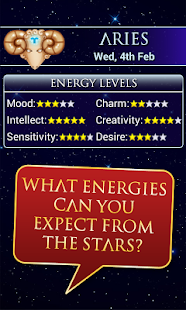 Love & Sex Horoscope Free - screenshot thumbnail