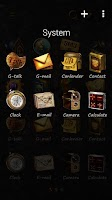 Screenshot of Mastlion GO Launcher Theme