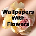 Wallpapers With Flowers icon