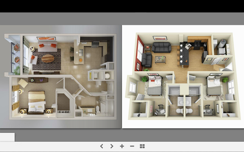 3d home plans android apps on google play for Design your house app