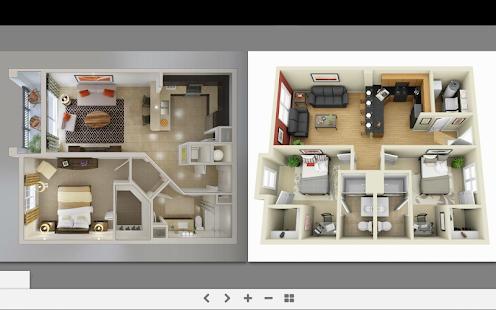 descargar planos de casas 3d apk 17 apk para android estilo de vida descarga gratuita. Black Bedroom Furniture Sets. Home Design Ideas