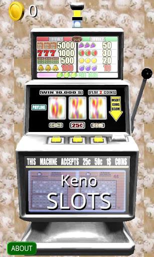 3D Keno Slots - Free