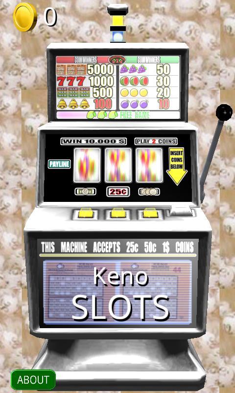 Best way to win keno slots
