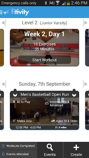運動必備APP下載|Jump Training- Basket Finishes 好玩app不花錢|綠色工廠好玩App