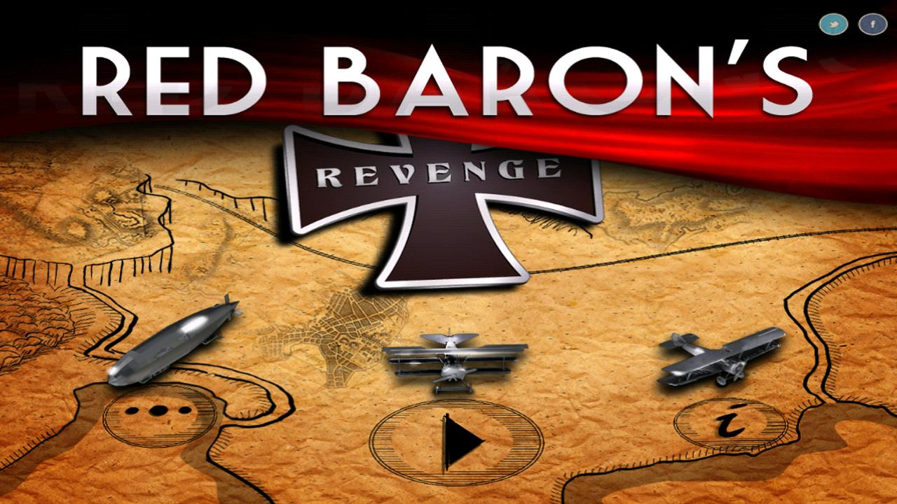 Red Baron's Revenge HD - screenshot