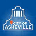 The Asheville App logo