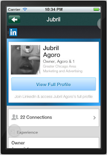 Jubril Agoro Internet Rockstar - screenshot thumbnail