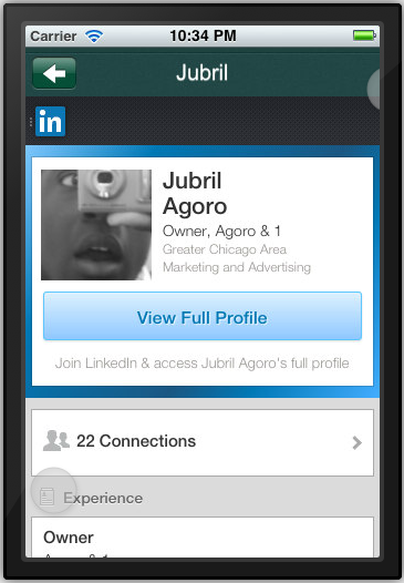 Jubril Agoro Internet Rockstar - screenshot
