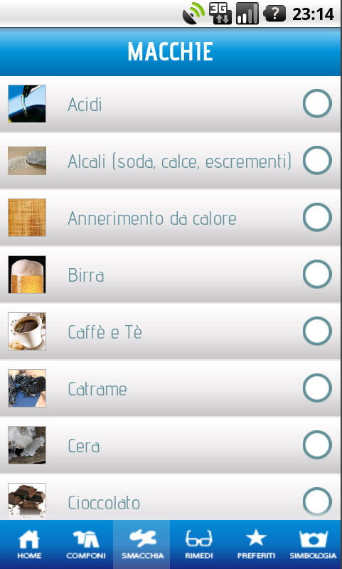WashApp - screenshot