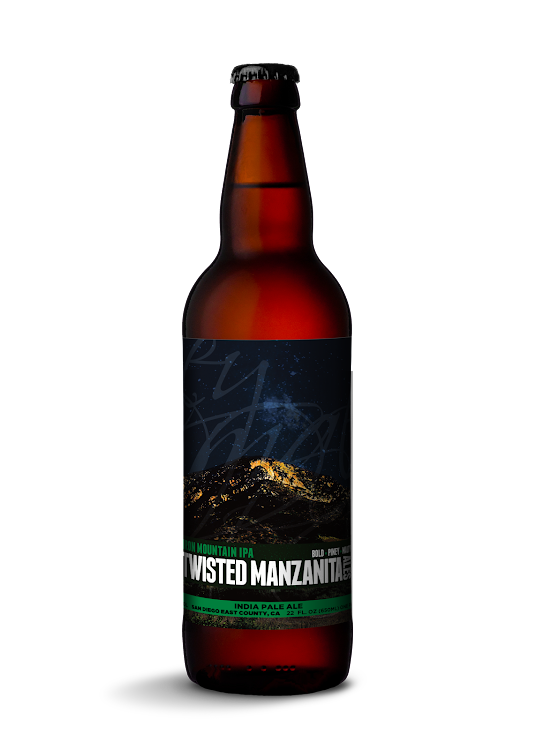 Logo of Twisted Manzanita Iron Mountain IPA