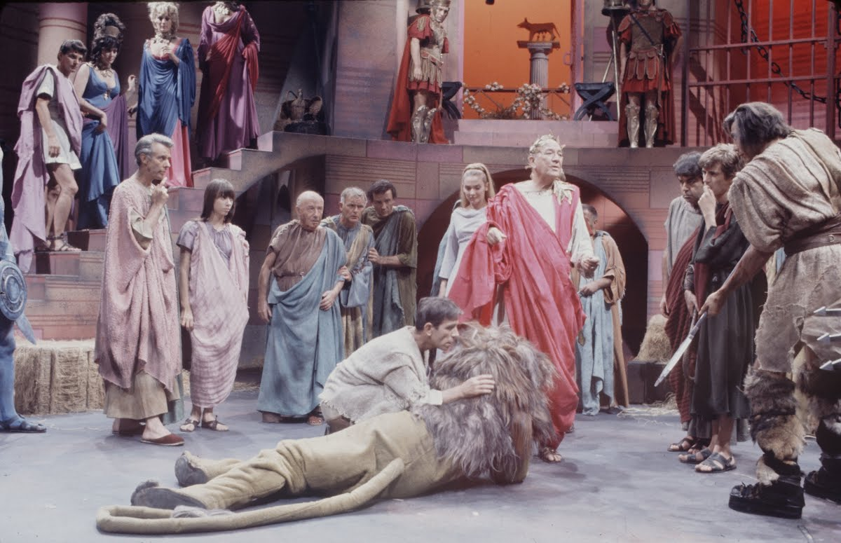"Television Show - ""Androcles And The Lion"""