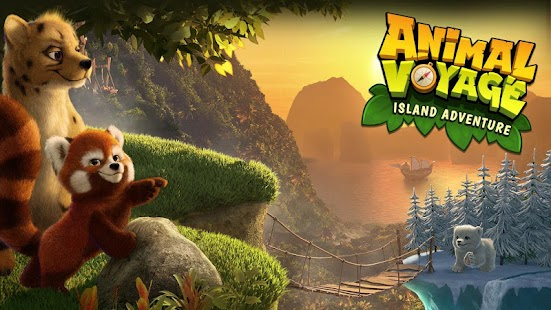 Animal Voyage:Island Adventure- screenshot thumbnail