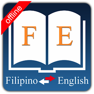 Filipino Dictionary 書籍 App LOGO-APP試玩
