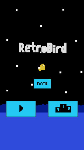 Retro Bird