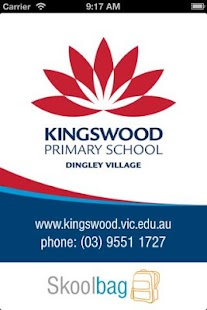 Kingswood Primary School - screenshot thumbnail