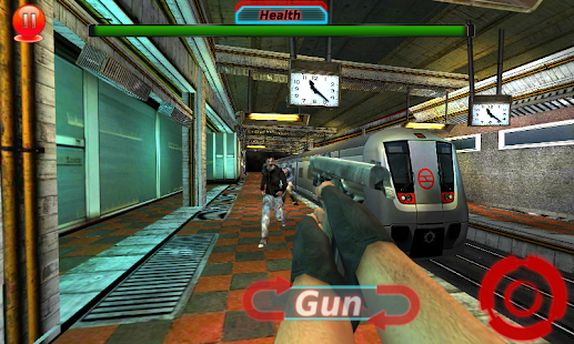 Zombie Shooter 3D - screenshot thumbnail
