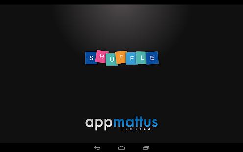 Shuffle - screenshot thumbnail
