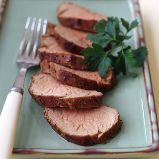 Seasoned Pork Tenderloin