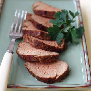 Seasoned Pork Tenderloin.