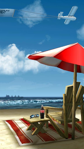 My Beach HD live wallpaper v1.7