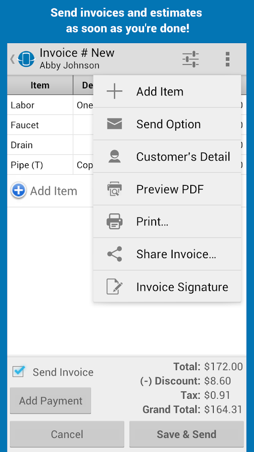 Shopdesignsus  Outstanding Street Invoice  Android Apps On Google Play With Entrancing Street Invoice Screenshot With Endearing How To Create Your Own Invoice Also Invoice Amount Means In Addition Job Work Invoice Format And Microsoft Service Invoice Template As Well As Free Invoice Billing Software Additionally Excel Invoicing From Playgooglecom With Shopdesignsus  Entrancing Street Invoice  Android Apps On Google Play With Endearing Street Invoice Screenshot And Outstanding How To Create Your Own Invoice Also Invoice Amount Means In Addition Job Work Invoice Format From Playgooglecom